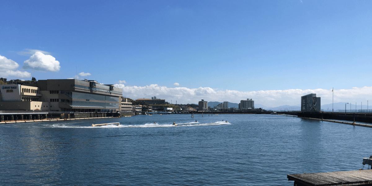 #17 ボートレース宮島