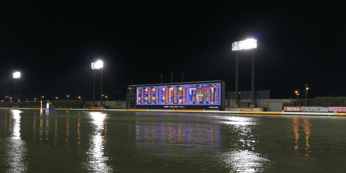 #12 ボートレース住之江